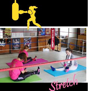 ボクシングエクササイズのメリットイメージ